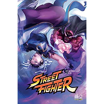 Street Fighter, Tome 2 : L'ombre de Shadaloo