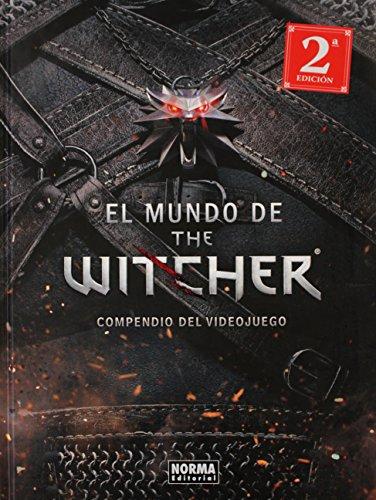 Libros de videojuegos: El mundo de The Witcher