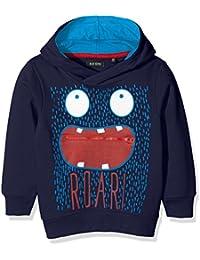 Blue Seven Kl Kn Sweatshirt, Kapuze, Sweat-Shirt à Capuche Garçon