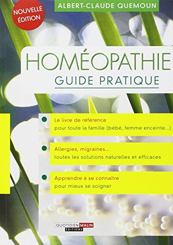 Homopathie guide pratique