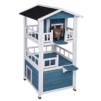 Penthouse Maison de chat