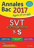 SVT obligatoire + spécialité Tle S : Sujets et corrigés