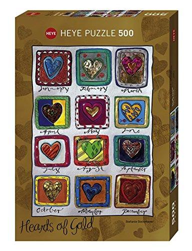 Heye Year of Love Puzle, (29706)