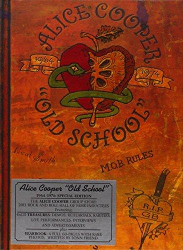 Old School (4-CD Special Edition) (Old-school-cd)
