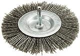 Nylon-cepillo de disco HaWe, SB, 100 x 10 mm, 0-1502