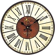 Horloge murale geante - Horloge murale geante vintage ...