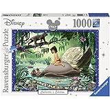 Ravensburger - Puzzles 1000 piezas, Disney Classic, El libro de la Selva (19744)