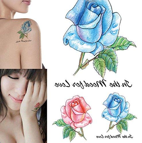 arte-corporal-pegatinas-tatuaje-removibles-temporales-flores-rojas-y-azules-pegatina-tatuaje-modavid