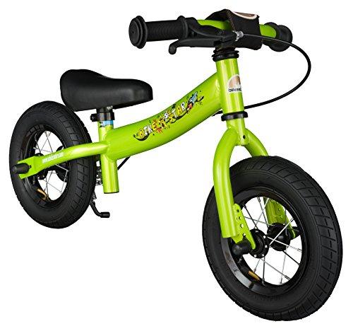 BIKESTAR Bicicletta senza pedali 2 - 3 anni per bambino...