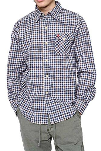 marlboro-classics-camicia-uomo-colore-quadrato-taglia-m