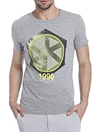 Flat 60% Off On : Jack & Jones Casual Printed T-Shirts For Men's low price image 11