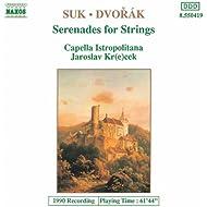 Suk / Dvorak: Serenades For Strings