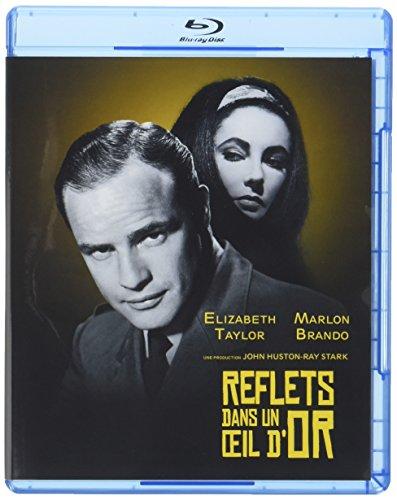 Reflets dans un oeil d'or [Blu-ray] [FR Import]