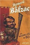 Nouvelles de Balzac en bandes dessinées  