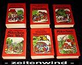 Konvolut aus 6 Büchern ! 1 : Die schönsten Märchen der Welt. 2 : Hans Christian Andersen - Märchen. 3 : Märchen, Fabeln, Traumgeschichten. 4 : Ludwig Bechstein - Märchen. 5 : Musäus - Deutsche Volksmärchen. 6 : Grimm - Kinder- und Hausmärchen.
