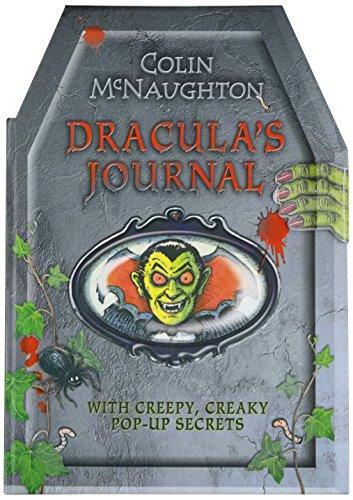 Dracula's journal : with creepy, creaky pop-up secrets