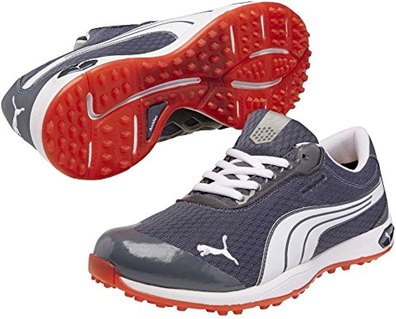 Puma BIOFUSION malla sin tacos zapatos de golf, Turbulance, 7