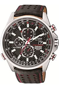 Citizen Men's Red Arrows World Chronograph A-T Watch - AT8060-09E