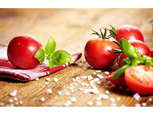 XXL-Tapeten Fototapete Tomato Closeup in verschiedenen Größen – als Papier oder Vliestapete wählbar