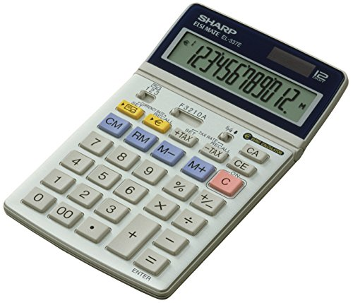 Sharp EL 337 C Taschenrechner