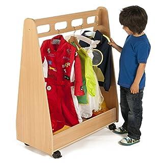 Inspirational Nurseries PT287 Basic Dressing Up Trolley