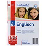 Schülerhilfe - Englisch 6 Klasse - abgestimmt auf die Lehrpläne ALLER Bundesländer