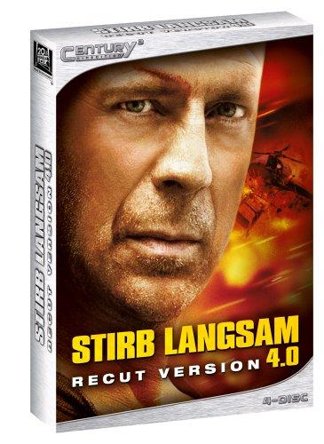 Stirb langsam 4.0 - Recut - Century3 Cinedition (4 DVDs)