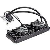EVGA 400-hy-cl12-v1CLC 120Liquid CPU-Kühler schwarz 280mm