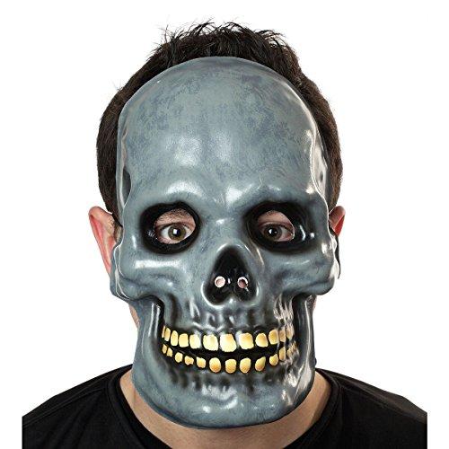 Monster Schädel Maske - Brauns-Heitmann 7158 - Maske Schädel, für