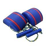 VORCOOL 2 Teile/Satz Springen Stelzen Walk Stelze Jump Outdoor-Spaß Sport Spielzeug für Kinder...