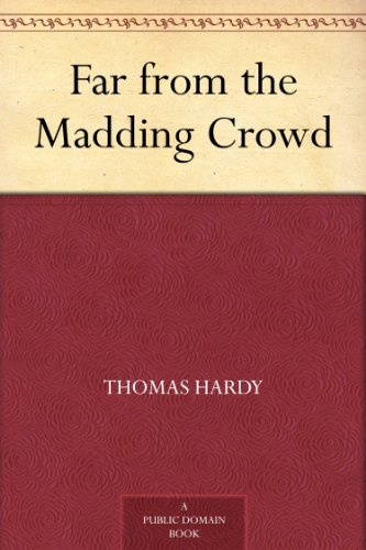 free kindle book Far from the Madding Crowd
