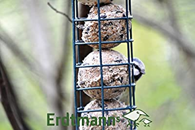 Erdtmanns No-Net Suet Balls in Tub, Pack of 50 from Christoph & Franz Erdtmann OHG