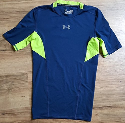 Under Armour – HeatGear CoolSwitch Compression – Funktionsshirt Gr. XS | 04008617701941