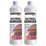 stein-reiniger.de: Dachziegel Reiniger Konzentrat Dachreiniger Ziegelreiniger 2L
