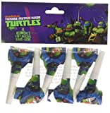 Amscan Teenage Mutant Ninja Turtles 6-blowouts