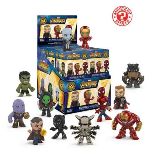 Funko Avengers Infinity Mystery Mini - One Only