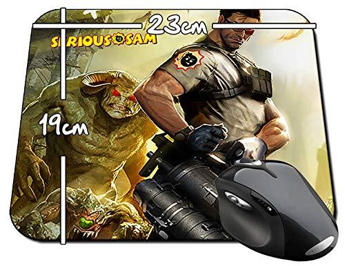 Serious Sam 3 Before First Encounter Mauspad Mousepad PC
