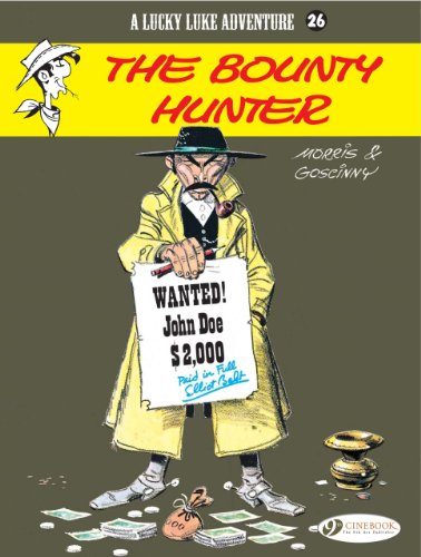Lucky Luke: The Bounty Hunter Bounty Hunter v. 26 (Lucky Luke Adventures)
