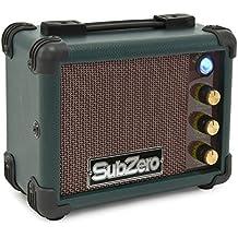 SubZero Micro Amplificador de Ukelele - Verde Vintage