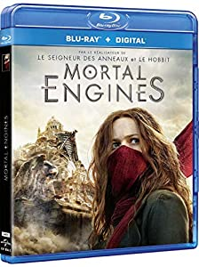 Mortal Engines [Blu-ray + Digital]