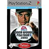 Tiger Woods PGA Tour 2005 [Platinum]