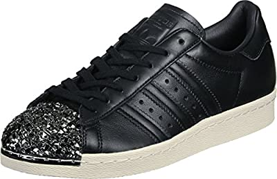 adidas Originals Superstar 80s 3D MT W, core black/core black/off white