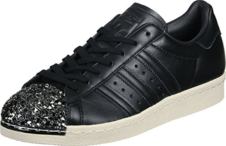 Adidas Originals Superstar 80s 3D MT W, Core Black/Core Black/Off White, 4,5