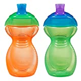 Munchkin 9 ounce Click Lock Sippy Cup (2 Count)