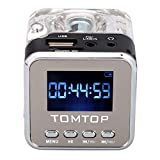 Best Andoer Fm Digital Radios - Andoer Mini Digital Portable Music MP3/4 Player TF Review