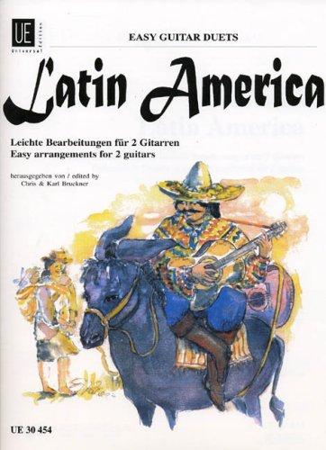 Latin America. Gitarre