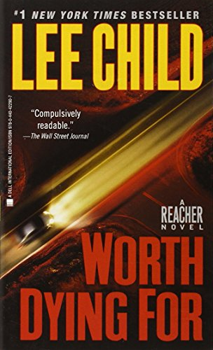 Worth Dying For: 15 (Jack Reacher)