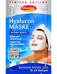 Schaebens Hyaluron Limited Edition Maske, 15er Pack (15 x 1 Stück)