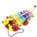 Seguryy - jouet musical en bois pour bebe / enfant
