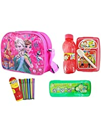 Return Gifts Cartoon Printed Bags/ Lunch Box/ Sketch Pen Box / Pencil Box All Stationery For Kids (4)